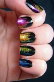 9. metallic rainbow - 38