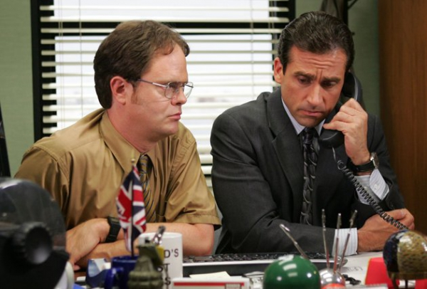 Michael Scott & Dwight Shrute  9 Top American Tv Duos Of All…