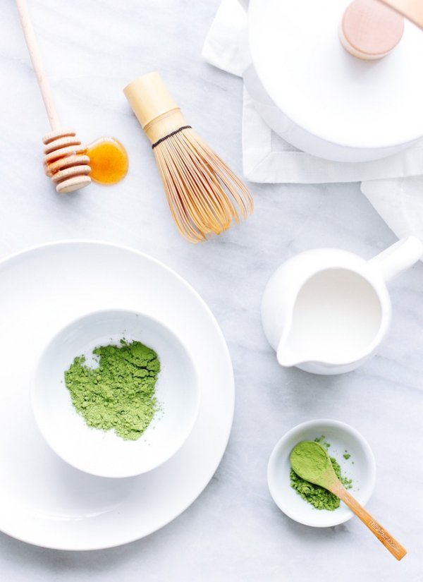 Matcha Tea is Showing up in Everything