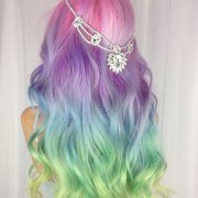 wow mermaid hair trending
