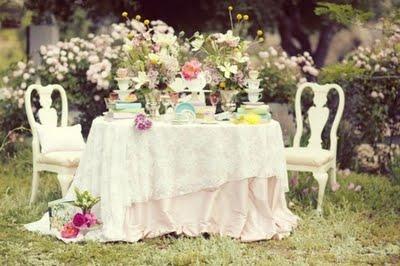 Tea Party Ideas For Decor 8 Lovely Tea Party Ideas → 🍹