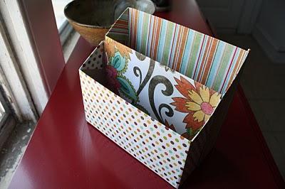 Cereal Box 10 Fun DIY Desk Organizers Lifestyle