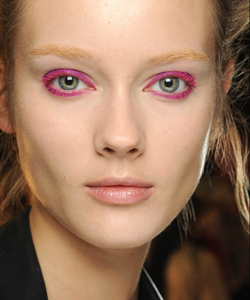 Pink Eye 7 Weird Makeup Trends To Avoid Makeup