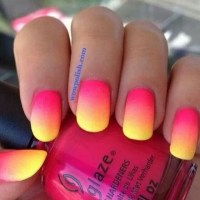 2. Like a Tropical Vacation on Your Nails - 43 Ideas for ...