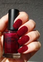 velvet nails - 7 hottest nail colors