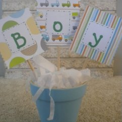 Decorating Chair For Baby Shower Caravan Zero Gravity Reviews Table Decor - 27 Super Cute Decorations To Make Your…