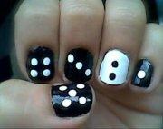 7 easy nail art design lazy