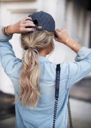 5. pony - 9 hairstyles