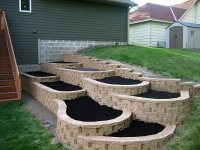 Tiered Flower Beds - 46 Fun Ideas for Your Little Flower ...