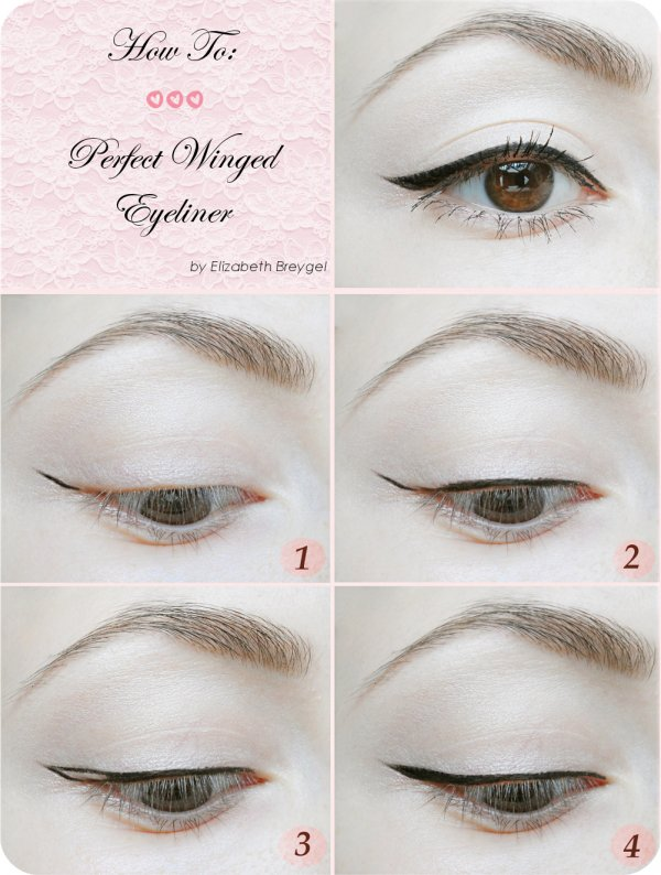 The Thin Wing 22 Eyeliner Shapes For Women Tired Of The