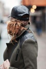 side bun - 9 hairstyles