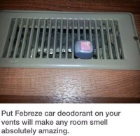 42. A Nifty Trick for a Fresh Smell - DIY Ways to ...