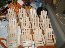 3. Popsicle Stick Houses - Top 10 Crafts for Your Child ... …