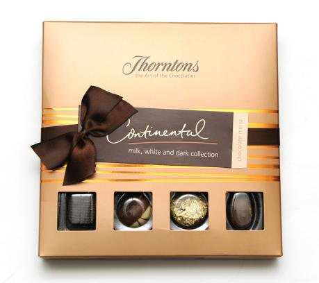 Thorntons  7 Famous Chocolate Brands  Lifestyle