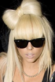 9 craziest lady gaga hairstyles