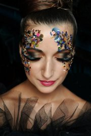sequins - beauty art stunning