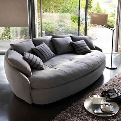 oval sofa new york city hotel bed couch the foto best in 2018 shape 25 awesome couches for your living room