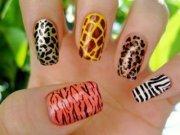 7 intricate nail design rock