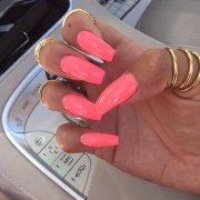 nail colors rock