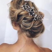 glamorous and elaborate hairstyles