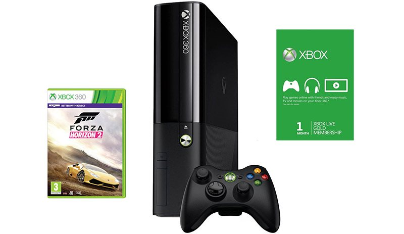forza horizon 2 gaming chair desk mid century modern xbox 360 500 gb reface edition voucher 1 microsoft 500gb