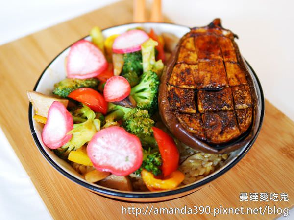 【高雄美食】苓雅區 舒果新米蘭蔬食 ● 金啊日呷菜呼身體「鬆」一下!❤❤