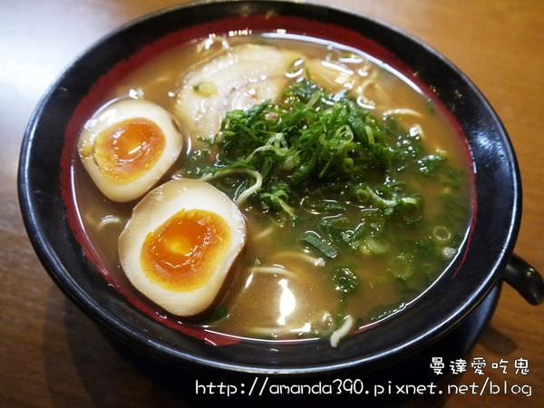 【大阪食記】中央區 四天王拉麵 ● 王將餃子 ● 就是要整天吃不停! ❤❤