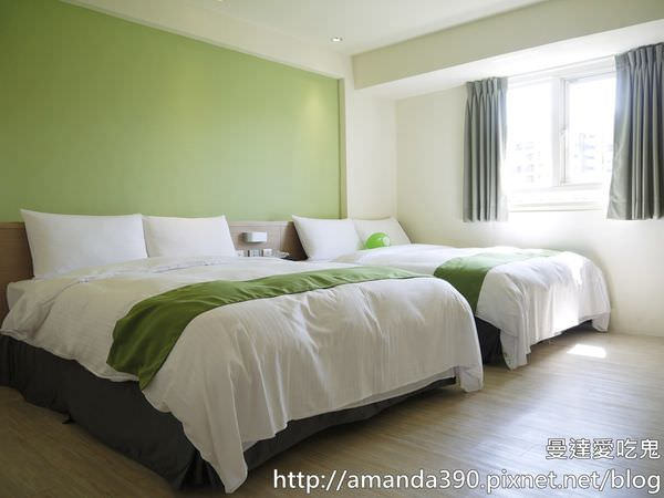 【台中住宿】西屯區 葉綠宿旅館 Green Hotel ● 逢甲夜市旁優質住宿!❤❤