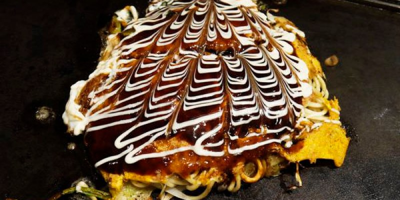 【大阪食記】中央區 千房大阪燒(道頓堀支店) ● 來大阪怎麼能錯過這一味! ❤❤