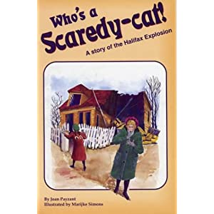 Who's a Scaredy Cat