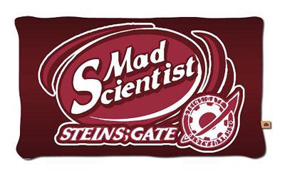 Steins;Gate(シュタインズ・ゲート) モールドクッション マッドサイエンティスト あみあみ新着予約開始!新作フィギュア