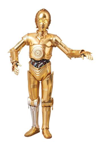 リアルアクションヒーローズ No.580 スター・ウォーズ C-3PO トーキングVer.|あみあみ新着予約開始:新作フィギュア