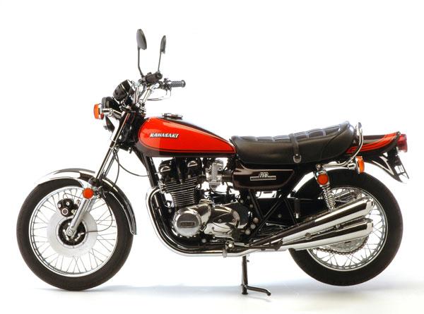 【画像】あみあみ新作フィギュア予約開始速報:1/6スケール ミュージアムモデル Kawasaki 750 RS Z2 1973年式 キャンディオレンジ(火の玉)