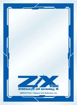 【画像】あみあみ新作フィギュア予約開始速報:キャラクタースリーブプロテクター 世界の文様 Z/X Zillions of enemy X 「青の世界」 パック