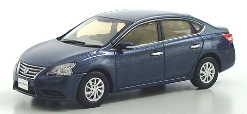 【画像】あみあみ新作フィギュア予約開始速報:Jコレクション 1/43 Nissan シルフィ(スチールブルー)