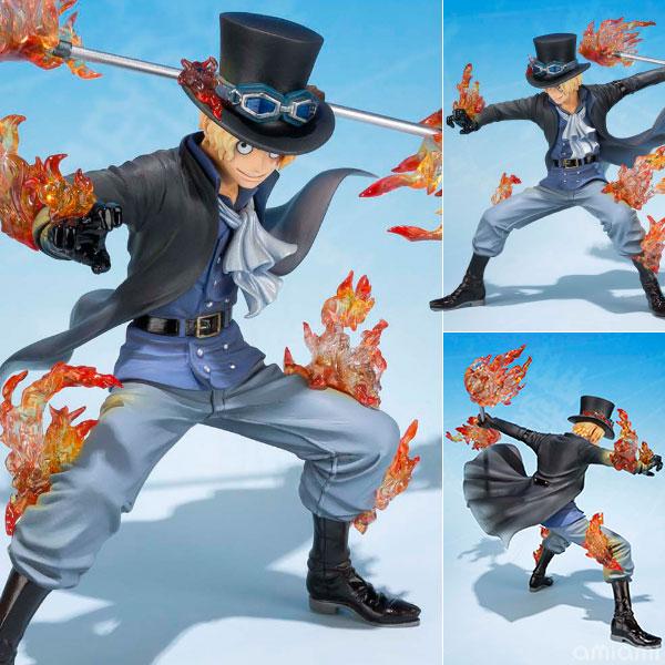 フィギュアーツZERO サボ -5th Anniversary Edition- 『ONE PIECE』[バンダイ]《10月予約》