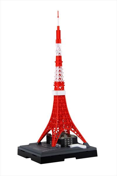 ジオクレイパー ランドマークユニット 東京タワー アニメ・キャラクターグッズ新作情報・予約開始速報