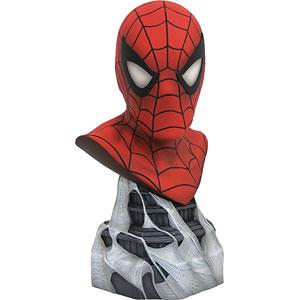 『マーベル・コミック』バスト 3Dレジェンズ スパイダーマン アニメ・キャラクターグッズ新作情報・予約開始速報
