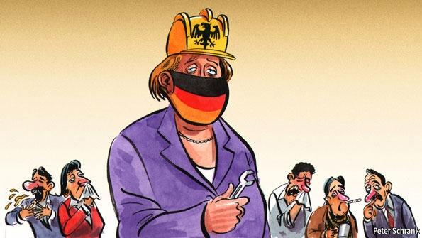 Η οικονομία της Γερμανίας
