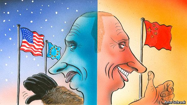 Ρωσία-και-Κίνα