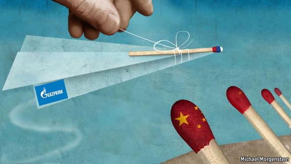 Ρωσία-Κίνα
