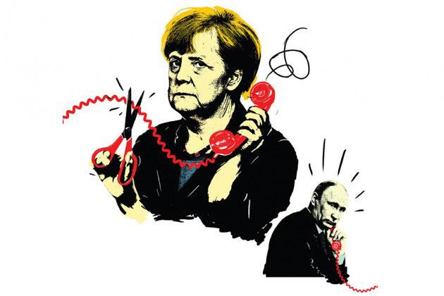 Γερμανία,-Ρωσία,-διακοπή-επικοινωνίας,-έχθρα