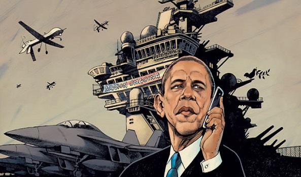 Ρωσία ΗΠΑ συνεχιζόμενη αποστολή