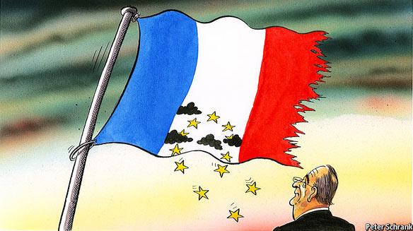 Γαλλία-κρίση-χρέους-και-αποληθωρισμός