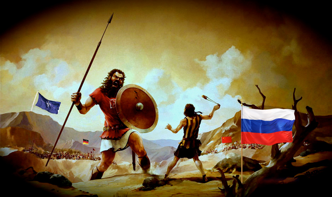 Δαβίδ-εναντίον-Γολιάθ