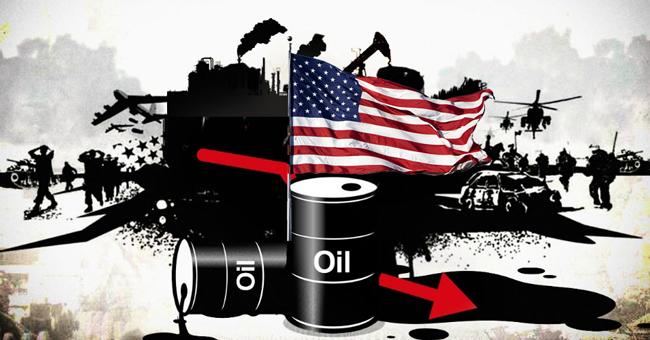 Πόλεμος-πετρελαίου