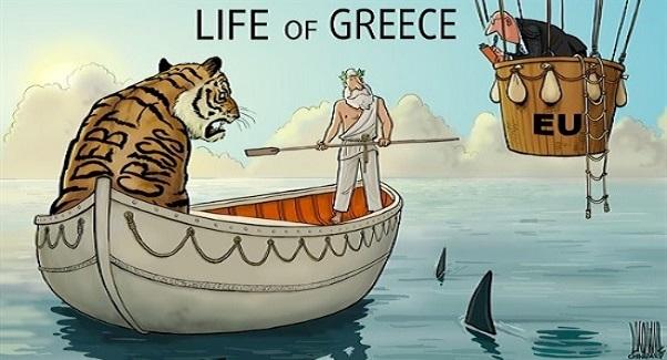 Ελλάδα και κρίση χρέους