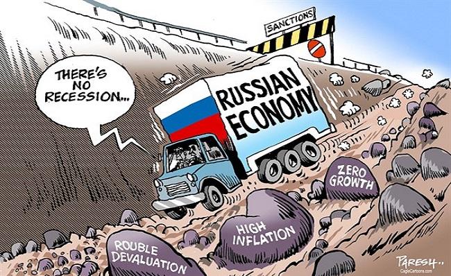 Ρωσία και οικονομία