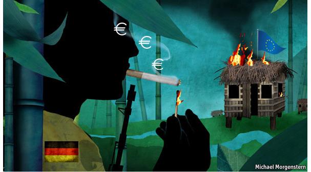 Ευρωζώνη,-Γερμανία