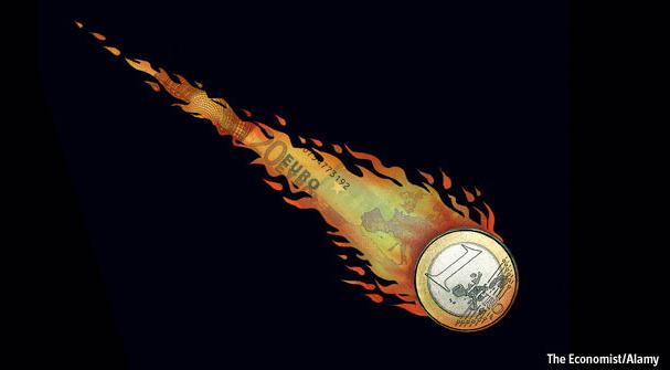 Ευρώ-σε-πτώση